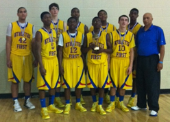 Athletes First High School Division 2 at GASO in April 2013