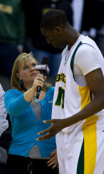 Ekpe Udoh Declares for 2010 NBA Draft
