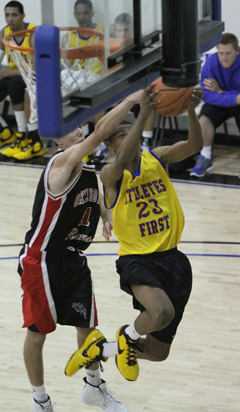 Nino Jackson As The Top 39TH Player In the Class of 2012.