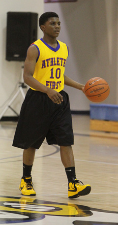 Athletes First Stevie 'Scooter' Clark Class of 2013 Point Guard