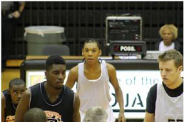 OSSAA sidelines eighth-grade basketball phenom- Allonzo Trier