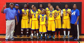 2018 Champs 14 yrs and Under- The Big Event - Fayetville