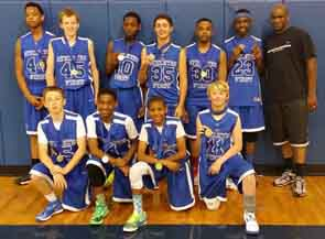 Athletes First 13U Tournament Champions