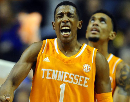 Former Athletes First player and Tennessee Star Josh Richardson Drafted by the Miami Heat