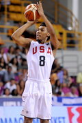 Allonzo Trier Athletes First